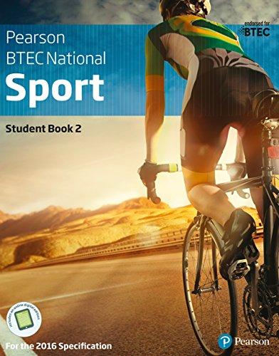 BTEC Nationals Sport Student Book 2 + ActiveBook: For the 2016 specifications (BTEC Nationals Sport 2016) (English Edition)