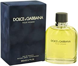 Dolce And Ghabbana Pour Homme EDT 200ml