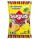 Sugus Caramelo Masticable a Base de Zumo de Frutas (1 bolsa de 1kg)
