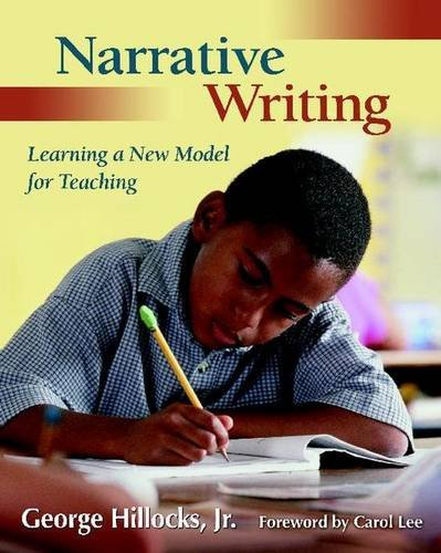 Narrative Writing: Learning a New Model for Teaching