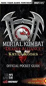 Mortal Kombat® - Deadly Alliance? Official Krypt Kodes de Michael Lummis