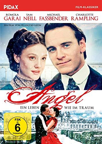 Angel - Ein Leben wie im Traum / Wunderbare Verfilmung des Romanklassikers von Elizabeth Taylor mit Staraufgebot (Pidax Film-Kl