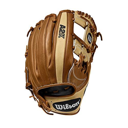 """Wilson A2K 1787 11.75"""" Infield Baseball Glove - Right Hand Throw"""