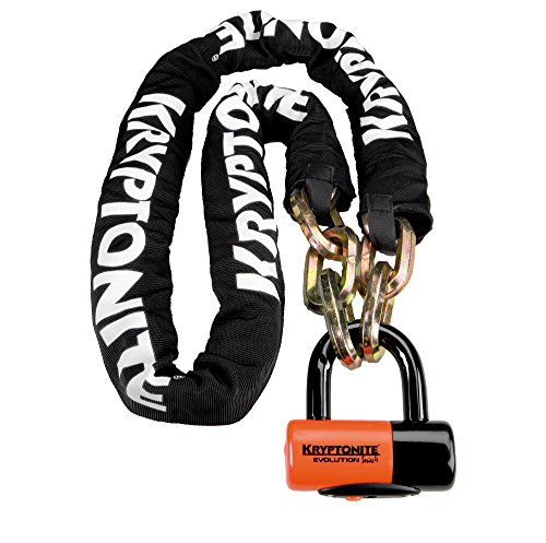 Kryptonite New York Chain 1217 Bicycle Lock
