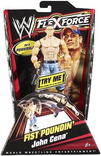 Mattel WWE Fist Poundin 'John Cena FlexForce