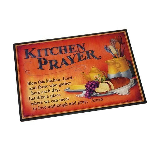 "Abbey Gift Abbey Press 15.63"" x 11.75"" Kitchen Prayer Cutting Board"