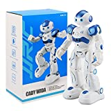 Robot de Juguete - Smart Bots JJRC R2 Remote Control RC Robotics Toys Robots Teledirigido - Caminar Deslizarse Bailar Cantar Inteligente Programable Gesto Control Robot Regalo de juguete