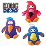 KONG DoDo Birds Dog Toy, Medium