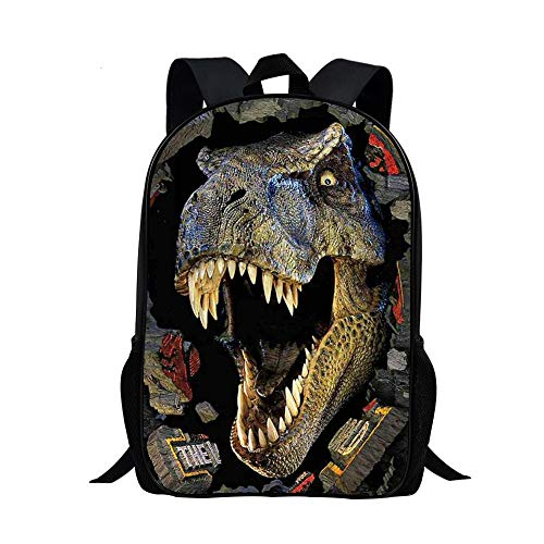 Dinosaur School Bag Rucksack Backpack