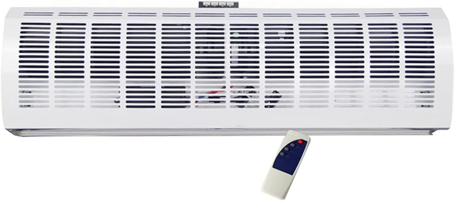 Door Air Curtain Commercial Selling and selling Heating Cooling And Remote Superior Dual-use