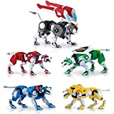 Dreamworks Voltron Legendary Defender Exclusive Lions of Voltron Set