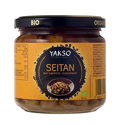 Yakso Seitan in Tamari, 3er Pack (3 x 330 g)
