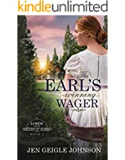 The Earl's Winning Wager: Clean Regency Romance (Lords for the Sisters of Sussex Book 2)
