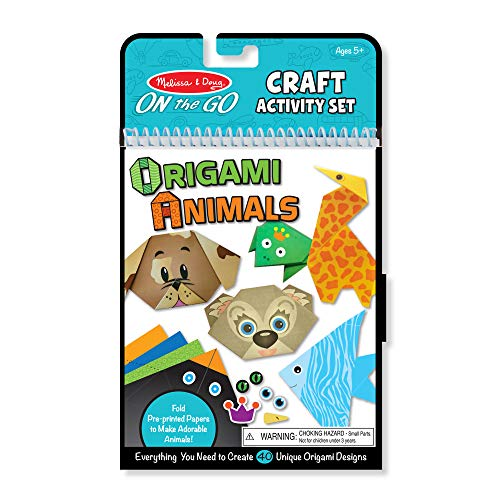 Our #7 Pick is the Melissa & Doug Pack of Origami Paper