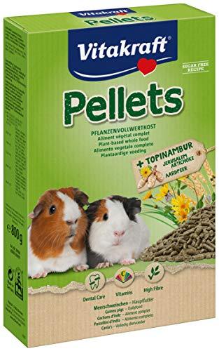 Vitakraft Pellets Cochons dInde 800 g - Lot de 7 Paquets