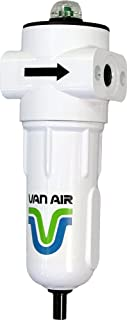 Van Air equivalents 264266 compatible filter element by Millennium-Filters.