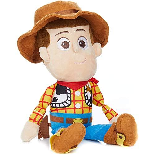 Frofwc Funny Dishe Toy Story Woody muñeco de Peluche de Peluche, cumpleaños de un niño de 15 Pulgadas, Regalo del día de San Valentín, Regalo de la Diosa, Regalo conmemorativo
