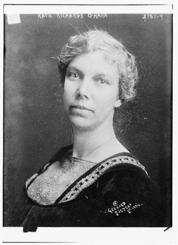 HistoricalFindings Photo: Kate Richards O'Hare,Carrie Katherine 'Kate'...