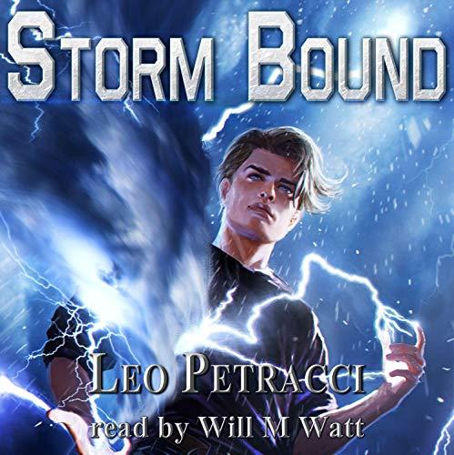 Couverture de Storm Bound