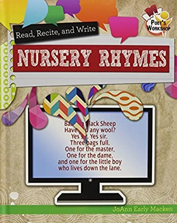 Read, Recite, and Write Nursery Rhymes (Poets Workshop) by JoAnn Early Macken (2014-04-15)