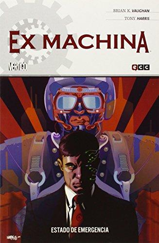Ex Machina núm. 01 (de 10): Estado de emergencia