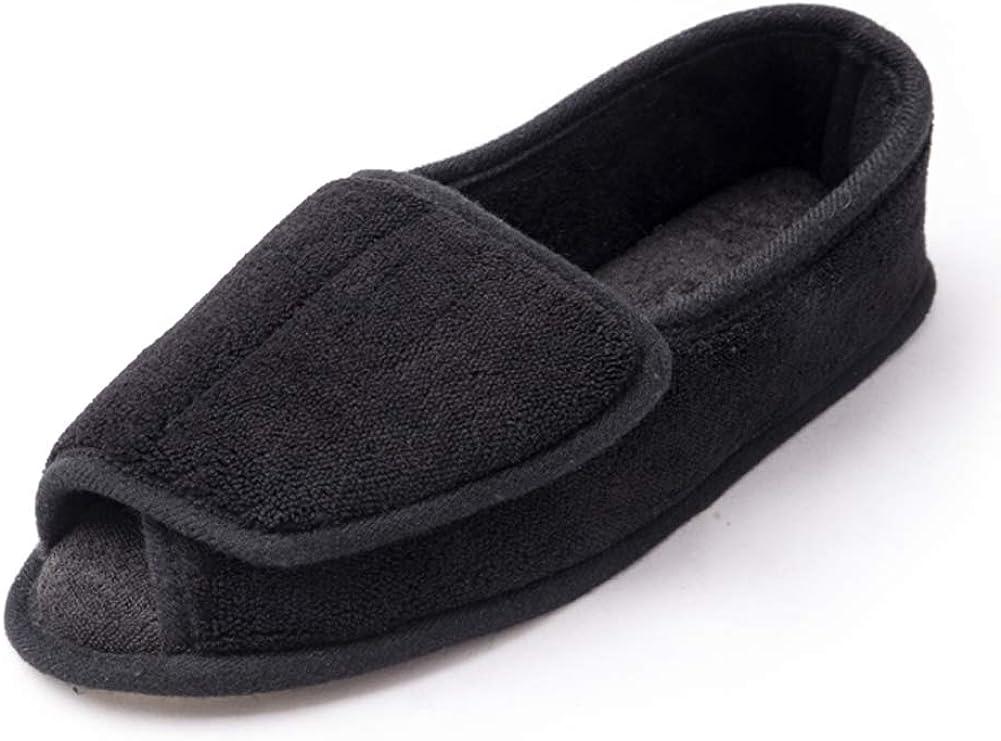 Git-up 100% quality warranty! Diabetic Slippers Inexpensive for Women A Arthritis Edema Memory Foam