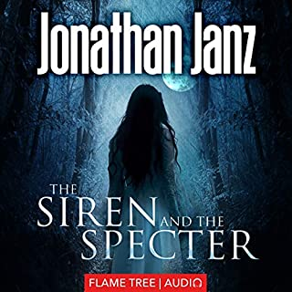The Siren and The Specter (Fiction without Frontiers)                   By:                                                                                                                                 Jonathan Janz                               Narrated by:                                                                                                                                 Davis Brooks                      Length: 10 hrs and 57 mins     29 ratings     Overall 4.1