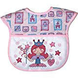 Quilted Baby Bibs-Princess