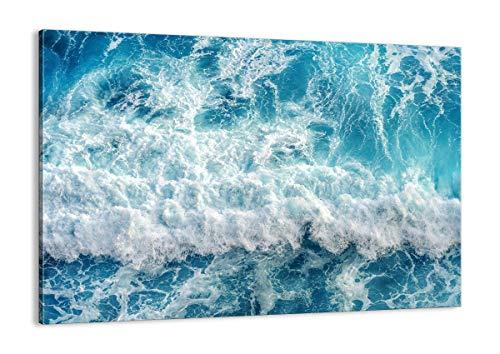 Cuadro sobre Lienzo - de una Sola Pieza - Impresión en Lienzo - Ancho: 100cm, Altura: 70cm - Foto número 4067 - Listo para Colgar - en un Marco - AA100x70-4067