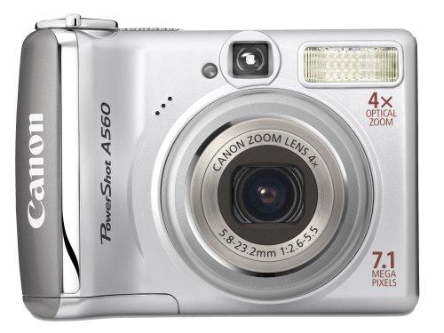 Canon PowerShot A 560 Digitalkamera (7 MP)