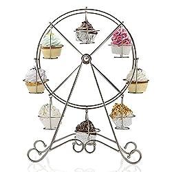 Ferris Wheel Cupcake Stand | ErinBakes.com