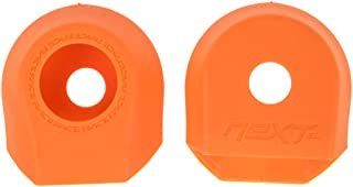 Race Face Crank Boots Orange, for G4