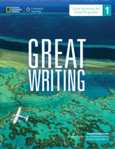 Great Writing 1: Great Sentences for Great Paragraphs (Great Writing, New Edition)