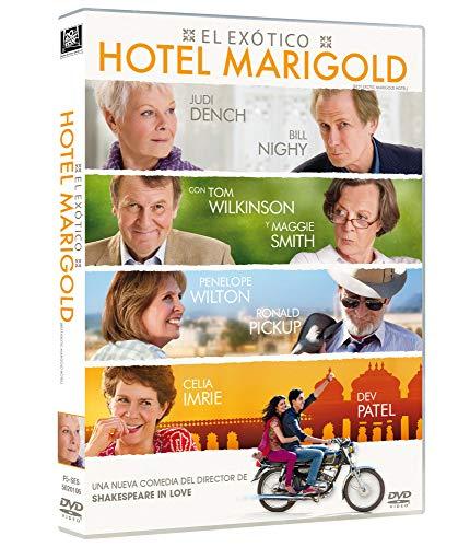 El Exotico Hotel Marigold [DVD]