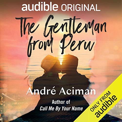 Couverture de The Gentleman from Peru