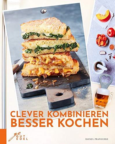 """Clever kombinieren, besser kochen: Endlich """"frei Schnauze"""" kochen! Schnelle Gerichte jenseits der Küchen-Routine. Improvisationskunst für den Alltag: verblüffend, überraschend und köstlich."""
