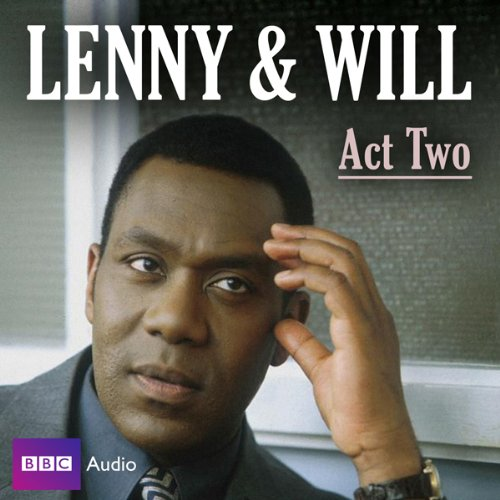 Lenny & Will: Act Two cover art