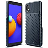 Sucnakp Galaxy A01 Core Case Samsung A01 Core Case Galaxy M01 Core Shock Absorption Anti Scratch Heavy Duty Durable Drop Protection Cell Phone Cover for Samsung Galaxy A01 Core(LT Blue)