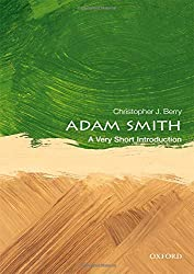 Adam Smith: A Very Short Introduction Book Cover