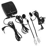 E-Bro Two Way Radio, Intercom System for Motorcycle, ATV, Motorbike, Helmet to Helmet Intercom With Cable