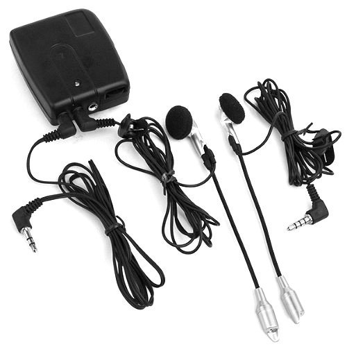 E-Bro Two Way Radio, Intercom System for Motorcycle, ATV, Motorbike, Helmet to Helmet Intercom With Cable