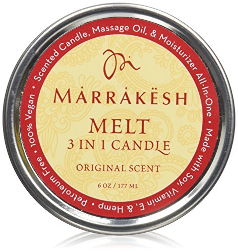 Marrakesh Oil 3-in-1 Original Melt Candle 177 ml