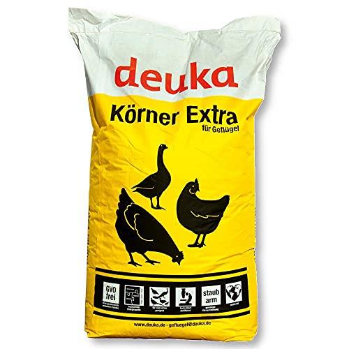 deuka Körner extra Ergänzungsfutter für Geflügel 25 kg, 25 kg