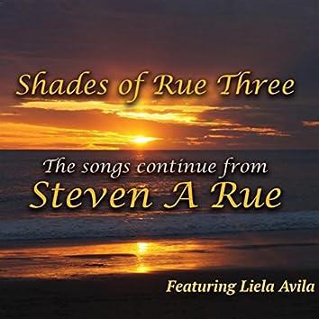 Shades of Rue Three (feat. Liela Avila)