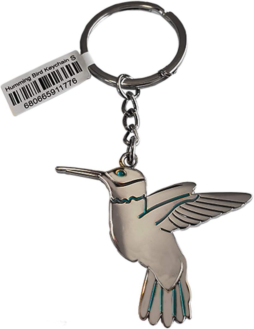 Metal Kokopelli Chainmaille Keychain  Indigenous Zipper Pull  Southwest Gift  Native Housewarming or New Car Gift  Stocking Stuffer