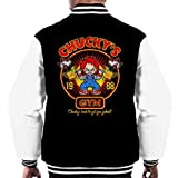 Cloud City 7 Chuckys Gym Childs Play Men's Varsity Jacket...