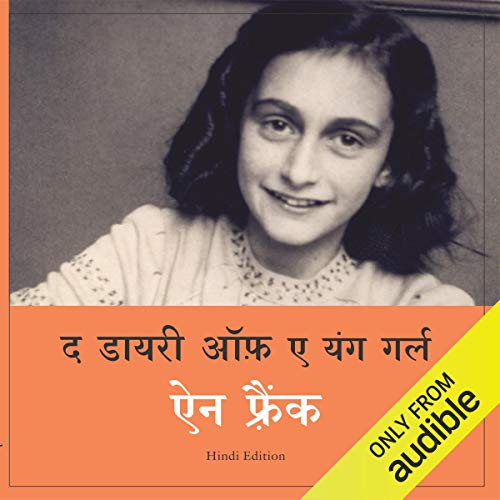 The Diary of a Young Girl [Hindi] cover art