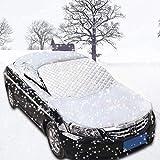 HWeggo Frontscheibe Abdeckung Winterschutz