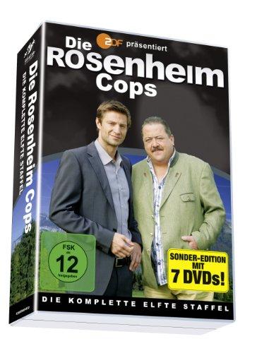 Die Rosenheim Cops - Staffel 11 (7 DVDs)