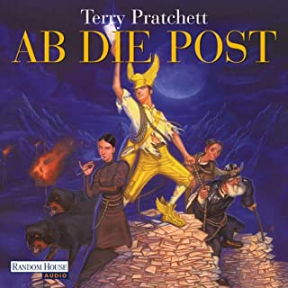 Ab die Post     Ein Scheibenwelt-Roman              Autor:                                                                                                                                 Terry Pratchett                               Sprecher:                                                                                                                                 Michael-Che Koch                      Spieldauer: 15 Std. und 17 Min.     670 Bewertungen     Gesamt 4,8